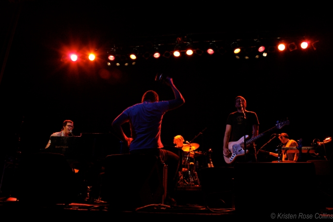 Ben Folds plays at Tufts University